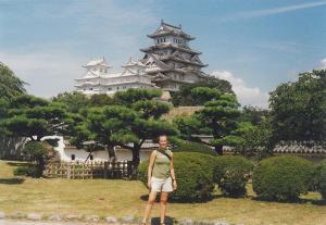 Himiji Castle, Japan