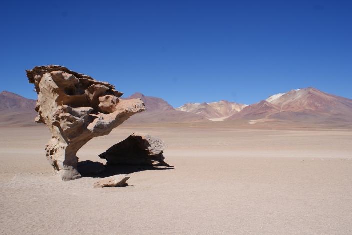 Arbol de Piedra - the infamous Salvador Dali rock