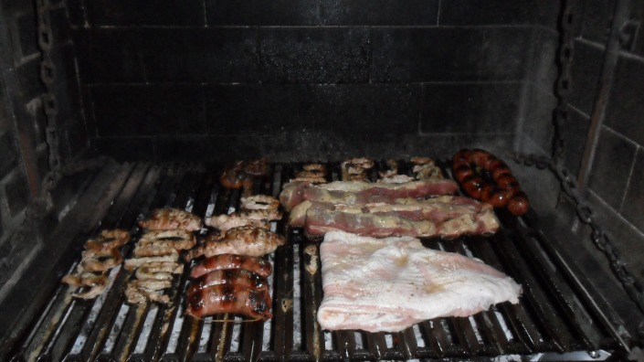Traditional Argentinian BBQ!